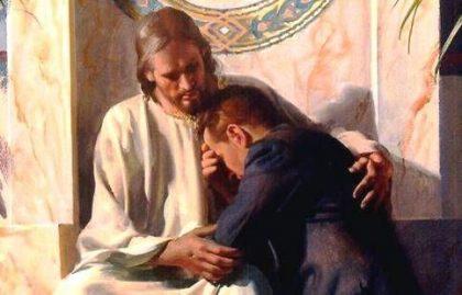 La grazia della vergogna del peccato davanti a Dio