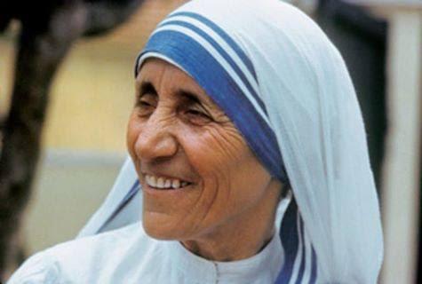 Dedicata alle donne di Madre Teresa