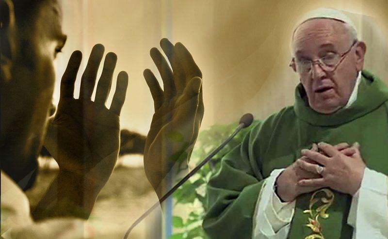 La preghiera cambia il cuore se è libera, insistente, concreta
