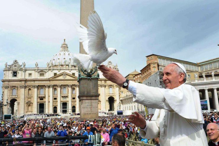 Viaggi, visite, nomine: gli impegni di Papa Francesco per il 2017