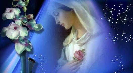 Preghiamo la Madonna prima di dormire
