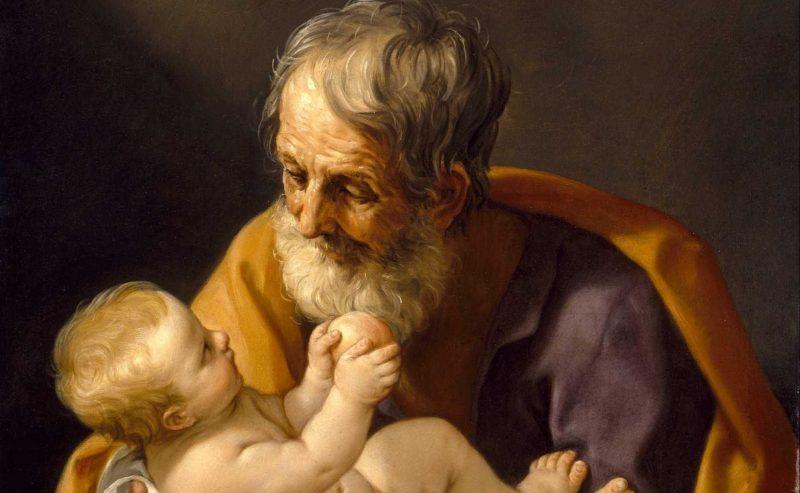 Preghiera del Sacro Manto in onore di San Giuseppe