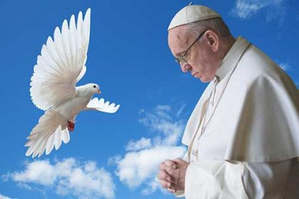 Invocazione per la Pace di Papa Francesco