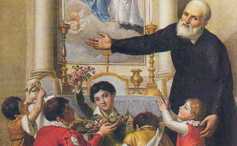 Il prodigio di San Filippo Neri