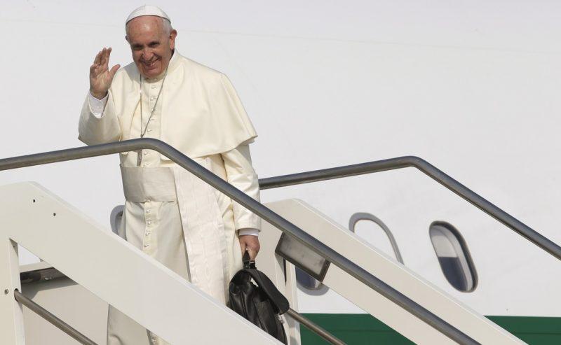 Prossimo viaggio Pastorale a Genova per Papa Francesco