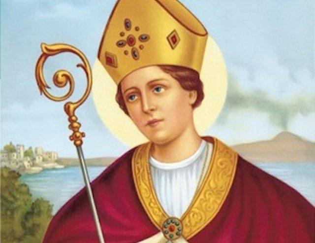 Potente preghiera a San Gennaro