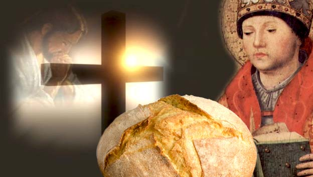 Miracolo del pane di San Gregorio Magno