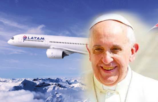 Un matrimonio fuori programma per Papa Francesco