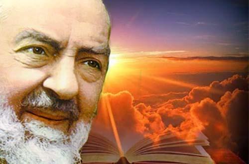 Le 12 profezie di Gesù a Padre Pio