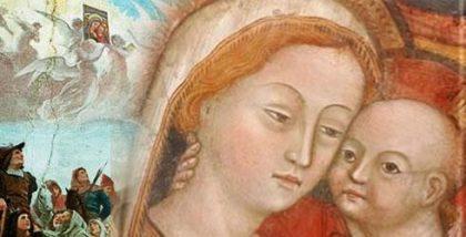 Il miracoloso affresco della Madonna del Buon Consiglio