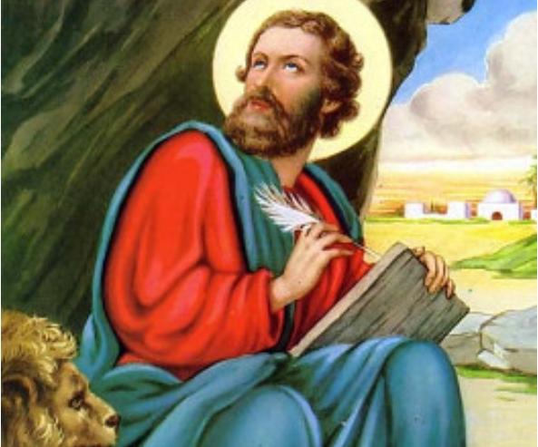 Una potente preghiera a San marco Evangelista