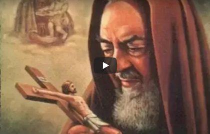 Umile Preghiera – Coroncina recitata ogni giorno da Padre Pio