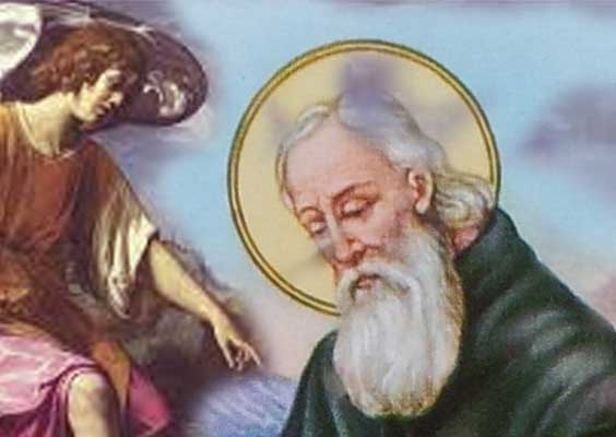 Sant'Egidio prega per i nostri peccati