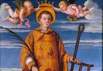 SAN LORENZO, il Santo che donava ai poveri i beni della Chiesa
