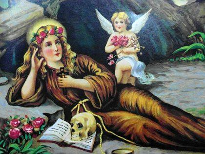 Santa Rosalia  – Preghiera contro le disgrazie