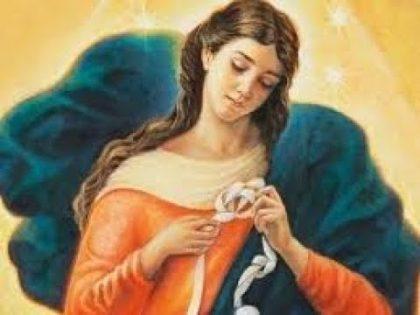Maria che scioglie i nodi. Una preghiera miracolosa
