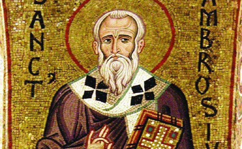 Efficace Preghiera a Sant'Ambrogio