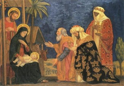 Preghiera dell'Epifania. Un astro spunterà da Giacobbe, uno scettro sorgerà da Israele