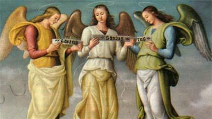 Una potente preghiera rivelata dall'Arcangelo Michele