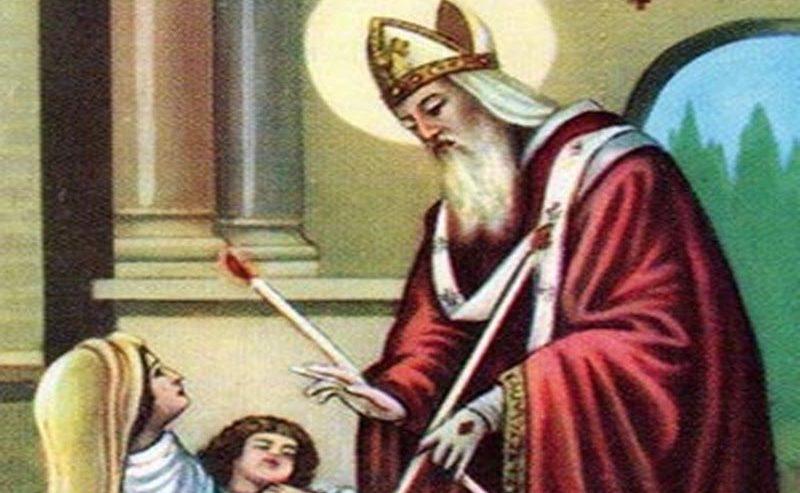 Preghiera a San Biagio protettore della gola e della salute