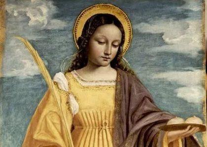 Potente Preghiera di intercessione a Sant'Agata