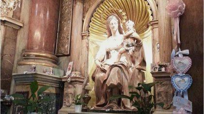 Preghiera per il dono di una gravidanza a Santa Maria del Parto