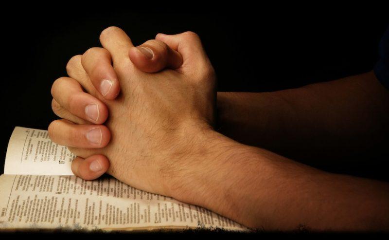 Preghiera di ringraziamento a Dio