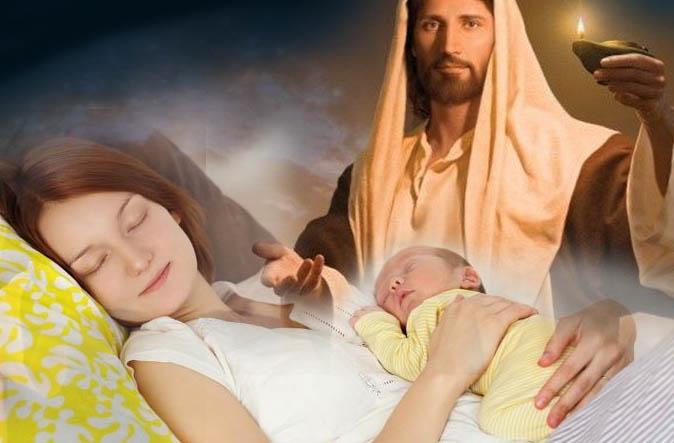 Preghiera per recuperare la pace interiore e riposare con il cuore unito a Dio