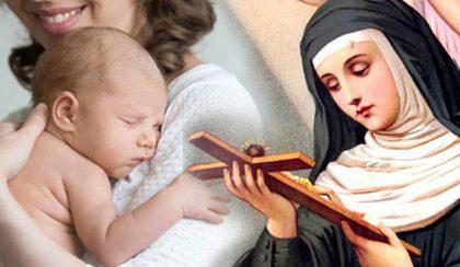 Un nuovo miracolo di Santa Rita?