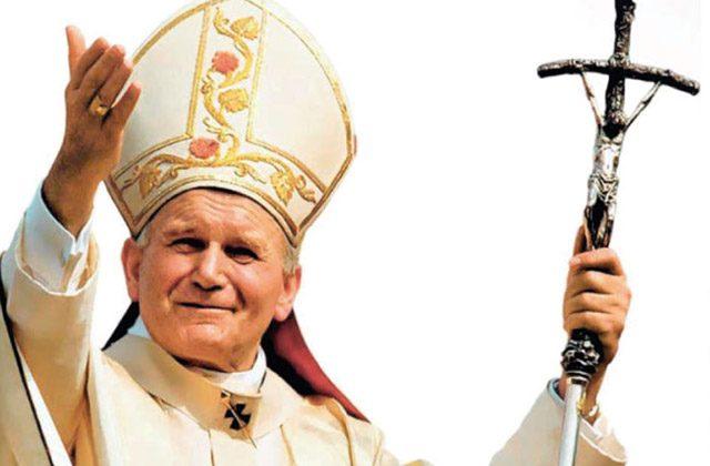 Il racconto dell'esorcismo eseguito da Papa Giovanni Paolo II