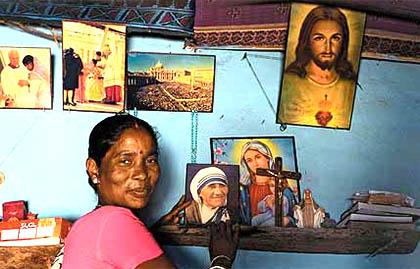 Monika guarita. Il miracolo di Santa Madre Teresa