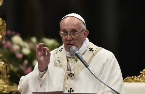 Papa Francesco spiega il senso della Settimana Santa