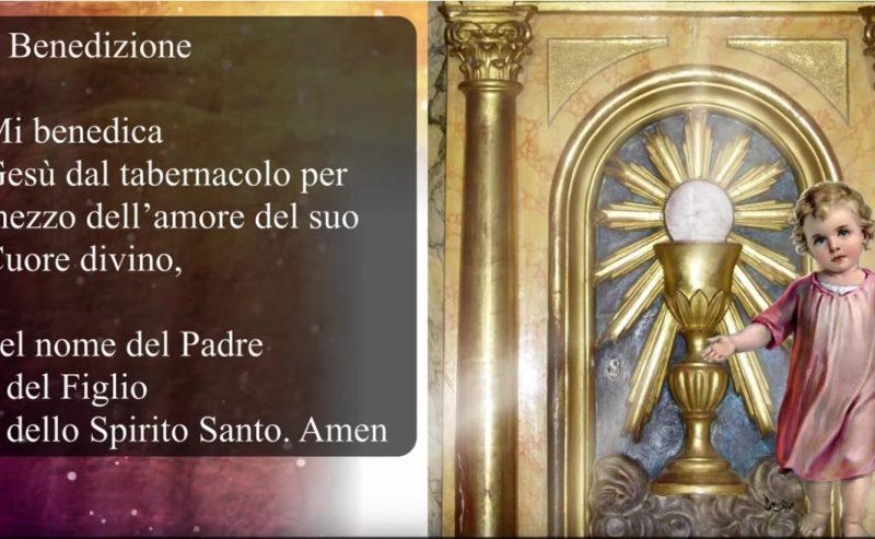 Potente preghiera del mattino con le Sette Benedizioni