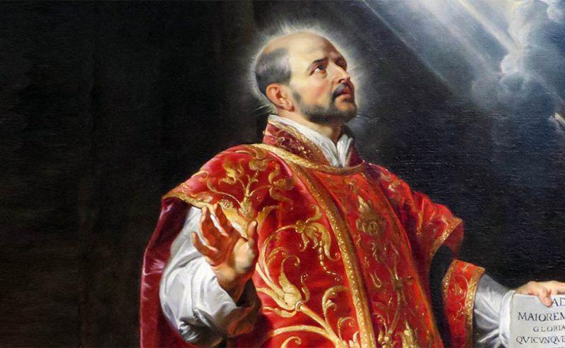 I consigli per la preghiera di Sant'Ignazio di Loyola