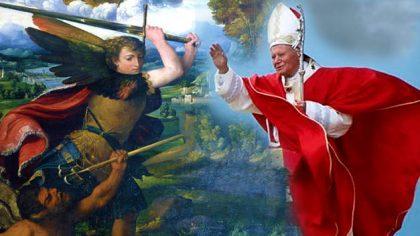 La devozione a San Michele di Giovanni Paolo II