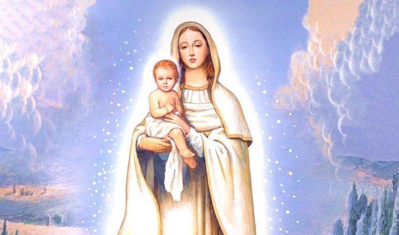 Preghiera alla Vergine Maria della Neve