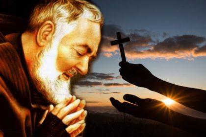 Coroncina di supplica a Dio recitata da Padre Pio per chiedere una grazia