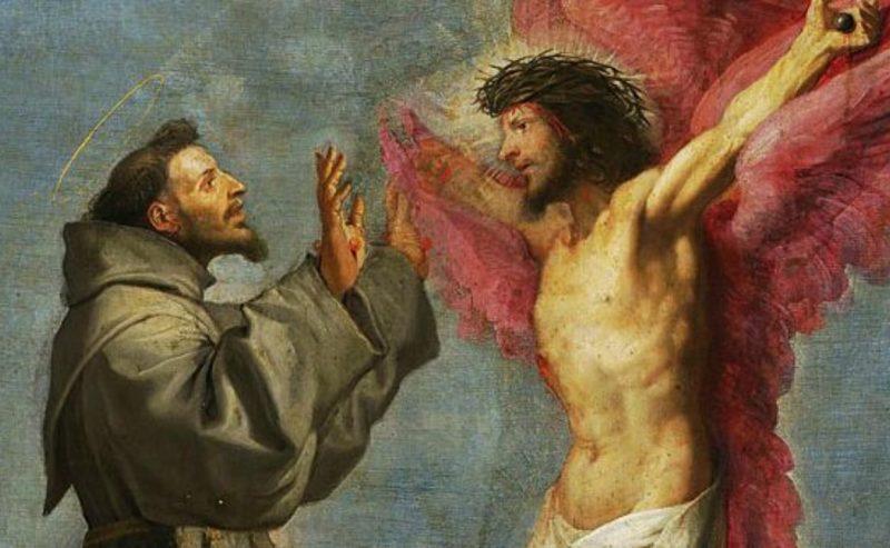 Le Stimmate di San Francesco: Dono di Cristo