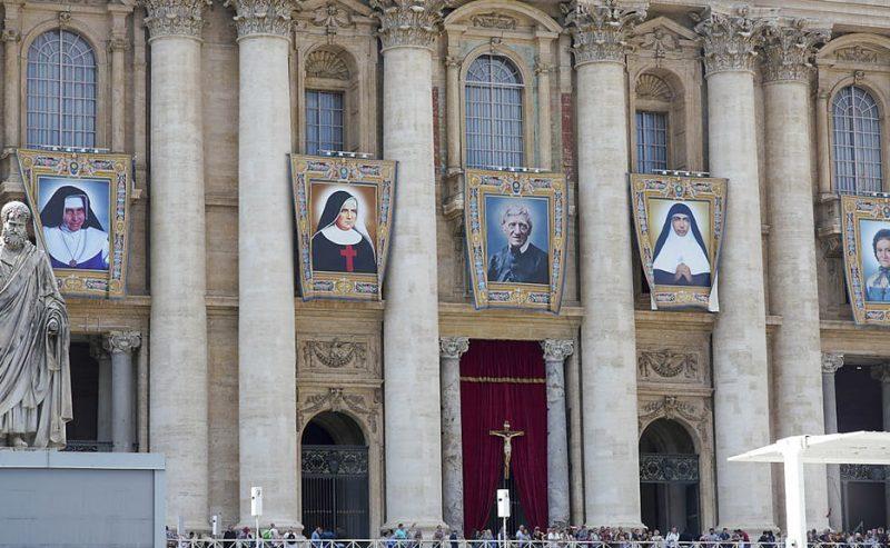 Chi sono i nuovi santi di Papa Francesco?