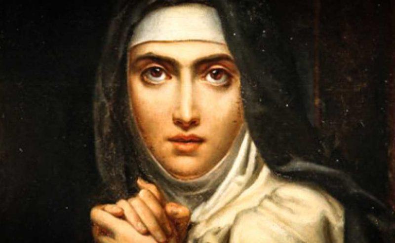 Preghiera a Santa Teresa d'Avila