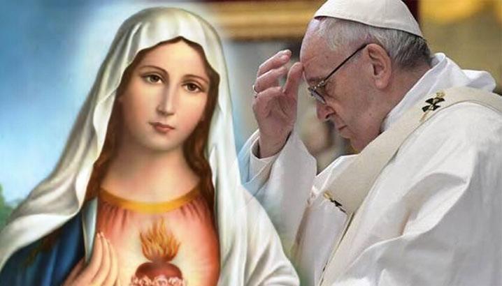Papa Francesco, preghiera a Maria donna dell'ascolto