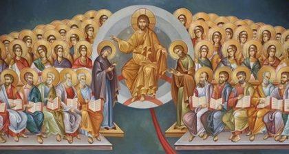 Preghiera per l'intercessione di Tutti i Santi