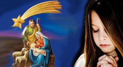 Preghiere per il Santo Natale