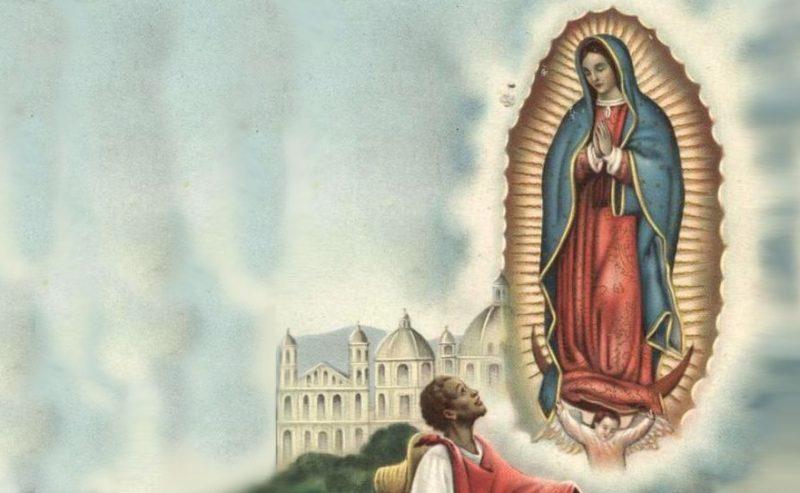 O clemente, o pia, o  dolce Vergine Maria! Madonna di Guadalupe, prega per noi!