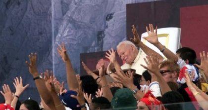 Il testamento di Giovanni Paolo II ai giovani