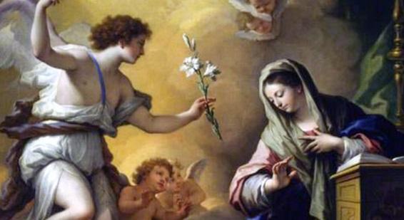 Preghiera in Onore dell'Annunciazione