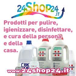 24shop24.it - prodotti per la pulizia e igiene