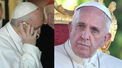 «Pronto, signora Elena? Sono Papa Francesco» Il Pontefice chiama al telefono.