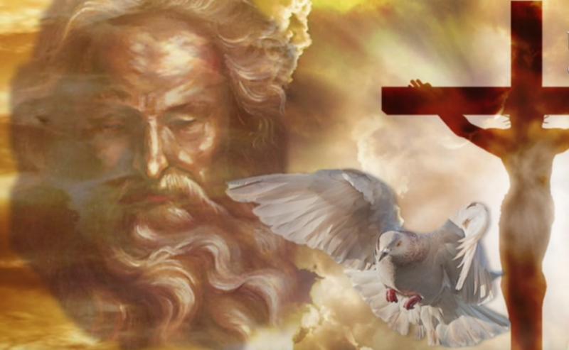 Potente Preghiera alla Santissima Trinità