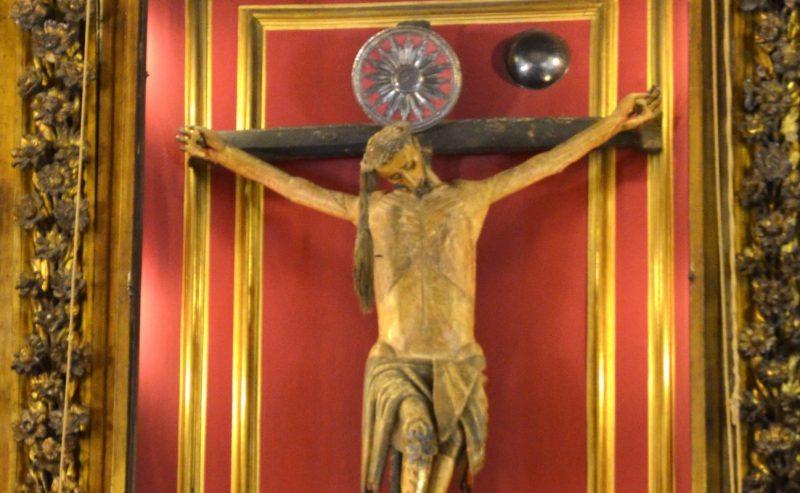 Il miracolo del Crocifisso nel santuario della Madonna del Carmine e quello delle guarigioni
